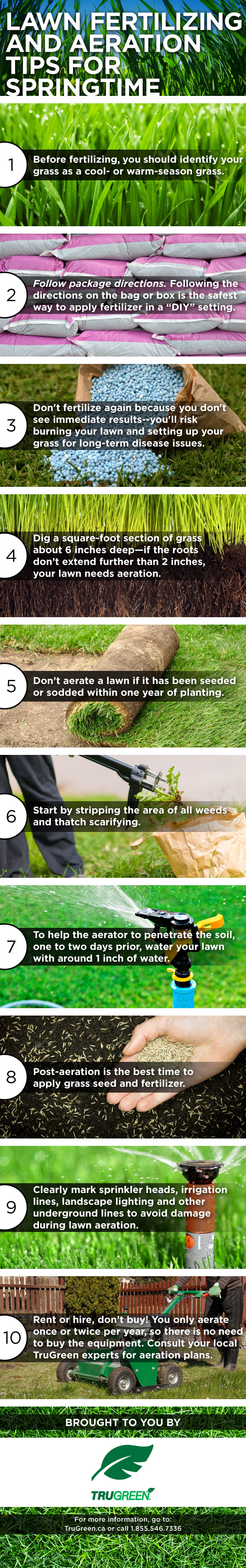 Lawn Fertilizing | TruGreen